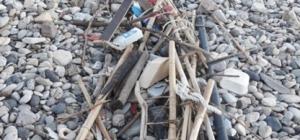 깨끗해진 명천 바닷가