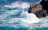 바다 배경 사진