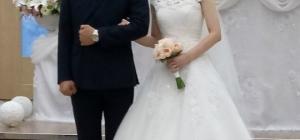 결혼을 축하합니다~