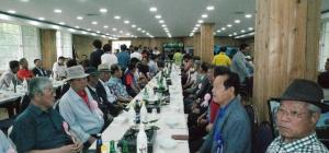 금산향우회단합대회