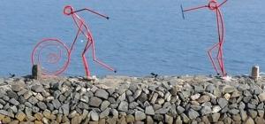한국 최초의 '예술섬' ...